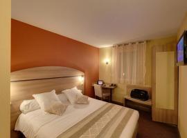 Les Étoiles Du Forez, hotel in Montbrison