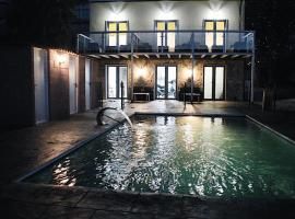 Casa Costoya, pet-friendly hotel in Arzúa
