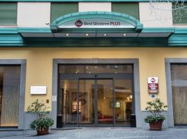 Best Western Plus City Hotel, hotel in Genoa