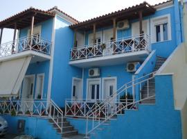 ASPA'S ROOMS, hotel in Mytilene