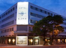 Hotel Glória, hotel in Blumenau