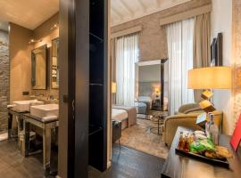 DOM Hotel Roma - Preferred Hotels & Resorts, hotel in Navona, Rome
