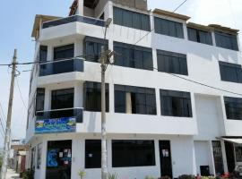 Hotel Costa Azzurra, pet-friendly hotel in Cerro Azul