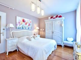 NATURALBNB - Superbes chambres d'hôtes, propres, au calme, parking sécurisé & gratuit, copieux petit déj' bio !, hôtel à Villeurbanne près de: Métro République - Villeurbanne
