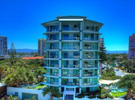 Emerald Sands Holiday Apartments, hotel near Florida Gardens Tram Station, Gold Coast