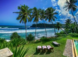 Cove Houses Sri Lanka, hotel in Hiriketiya