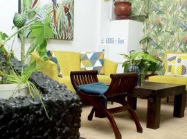 ILLIYIN HOTEL & WORKING SPACES, hotel in Dakar