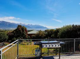 Mountain Vitas - Relax & Enjoy in Kaikoura, hotel in Kaikoura