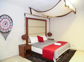 Villas Valentina, hotel in Puerto Morelos