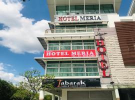 Hotel Meria Shah Alam, hotel in Shah Alam
