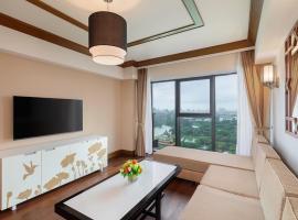 Kantharyar Serviced Apartment, vacation rental in Yangon