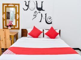 Mallika Resort, отель в Тринкомали