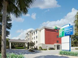 Holiday Inn Express Hotel & Suites Pensacola-West Navy Base, an IHG Hotel, hotel in Pensacola