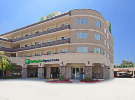 Holiday Inn Express Hotel & Suites Pasadena-Colorado Boulevard, hotel in Pasadena