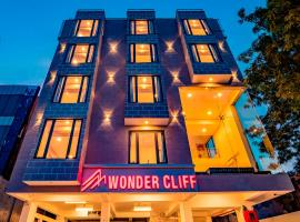 Hotel Wonder Cliff, accessible hotel in Udaipur