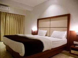 Monarch Center Point, hotel in Dāhānu