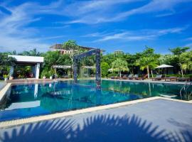 BB Angkor Green Resort, hotel in Siem Reap