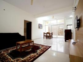 Castle JP Service Apartments, apartment in Bangalore