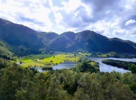 Solneset Farm, farm stay in Bergen