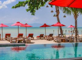 la plage resort & beach club, Hotel in Baan Tai