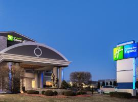 Holiday Inn Express Branford-New Haven, hotel v destinaci Branford