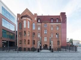 Monastico Apartments, apartment in Gdańsk
