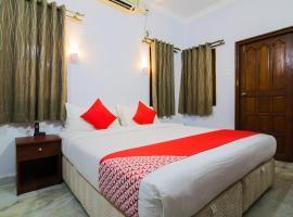 Pande Residency, hotel in Patnem