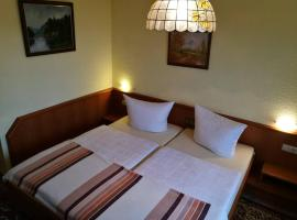 Pension Schulze, Hotel in Oranienbaum-Wörlitz
