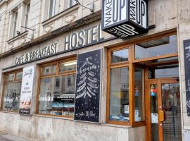 Wake Up Wellness Hostel, hostel in Brno