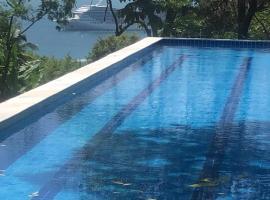 Siriúba Reserve, family hotel in Ilhabela