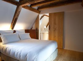 Hotel Les Haras, hotel near European Parliament, Strasbourg