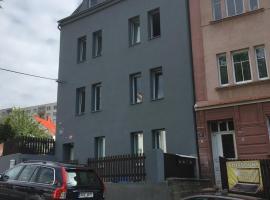 Ubytování Stará Deluxe, hotel v destinaci Ústí nad Labem