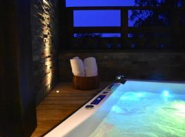 Onda de Mar - Exclusiva Villa Privada con Vistas al mar y Jacuzzi, Hotel in Pichilemu