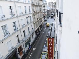 HOTEL DU MONT LOUIS, hotel near Roquette Street, Paris