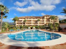 Río Real Garden Apartment, lägenhet i Marbella