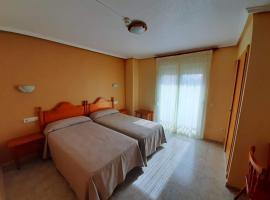 Hotel Cano, отель в Торревьехе