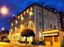 Hotel Roma, hotel in Sarria