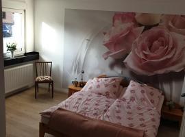 Home-Rose-Garden-Gästehaus kontaktloser Zugang, Bed & Breakfast in Düsseldorf