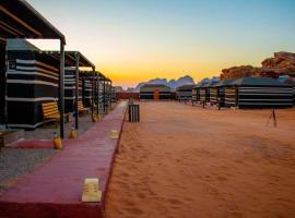 Wadi rum dream desert, hotel in Wadi Rum