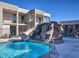 Villa with Hot Tubs about 5 Miles to Historic St George, apartment in St. George