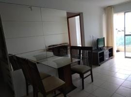 Apartamento 2/4 mobiliado, hotel in Lauro de Freitas