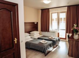"""Villa Kmeller, готель типу """"ліжко та сніданок"""" y Львові"""