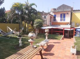 Isla Francia, hostel in Asunción