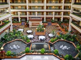 Embassy Suites Lexington, hotel in Lexington