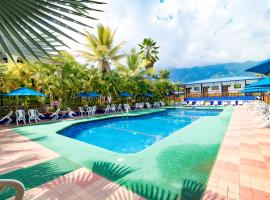 Ayenda 1132 Copiclub, hotel en Ibagué