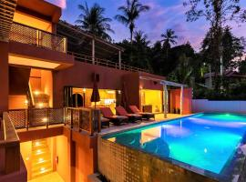Full Moon Villa at Aspire Villas, hotel in Ko Phangan