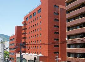 Smile Hotel Sasebo, hotel in Sasebo
