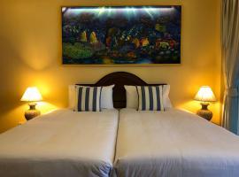Ginis Beach Resort, отель в Камала-Бич