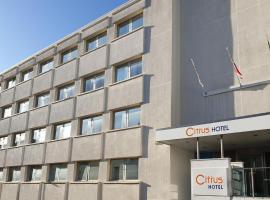 Citrus Hotel Cheltenham by Compass Hospitality, hotel in Cheltenham