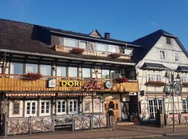 Gästehaus Dorf-Alm, hotel near Mühlenkopfschanze, Willingen